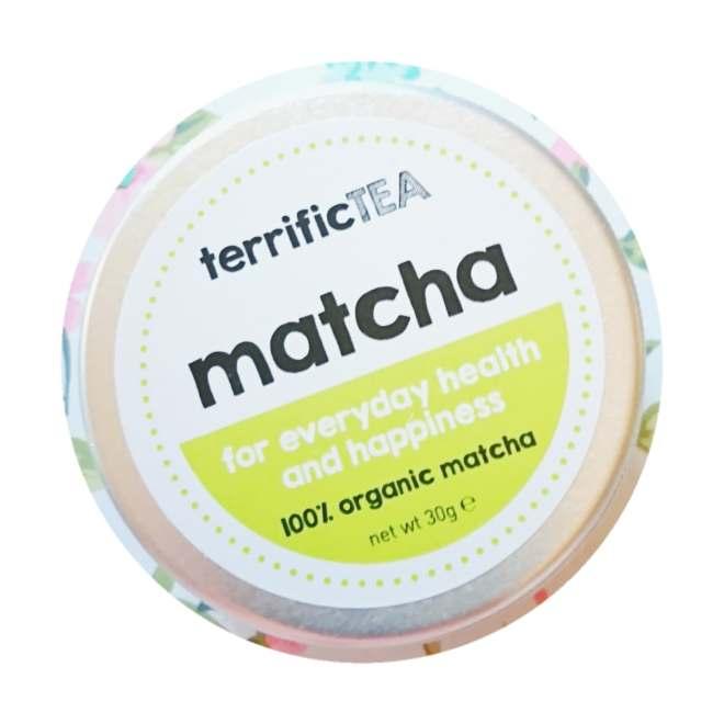 Let's Talk Tea | Terrific Tea – Organic Matcha (Green Tea) | Review